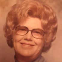 Mrs. Christine Maynard Manley