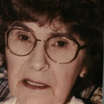 Mrs. Constance May Fotter
