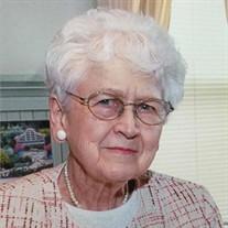 Elizabeth (Betty) Gallman Davis