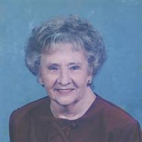 Audrey Elizabeth Hassell McFarlin