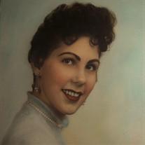 Doris Mae Hallett