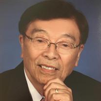 Reverend  Kenneth Lee