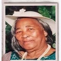 Ms. Wilhelmina Jeffrey