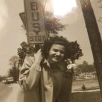Mrs. Shirley McClean Pugh