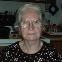 Ruth Jane Miller