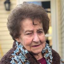 "Mrs. Margaret ""Toots"" Joyce Orr"