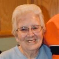 Margaret  Ann Williams