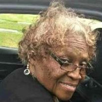 Ms. Geraldine Branch Williams
