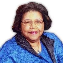 Mrs. Clara Mae Bizzell