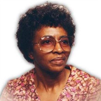 Mrs. Emma Mae Williams