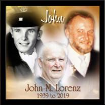 John M. Lorenz