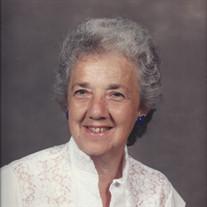 "Geraldine M. ""Geri"" Faucher"