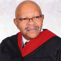 Reverend Dr. Bruce Burlington Burton Sr.