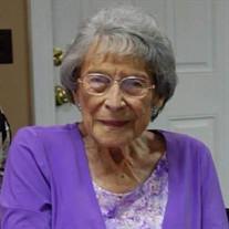 Ruth Clara Lindsey Parker