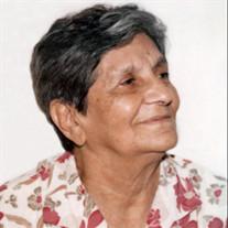 Maria Magdalena Diaz