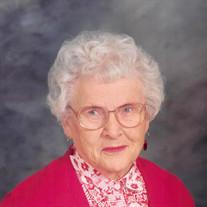 Marguerite E. Amons