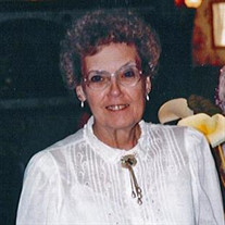 Margaret E. (Rodenbucher) McCandless Zeber