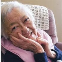 June Fusako Yamamoto