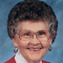 Ruth Gill Morton