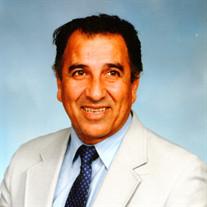 Massoud Luke Barzegar
