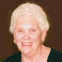 Mrs. Freida Ann Wolfe Sutton