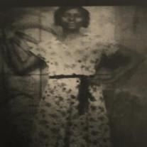 Mrs. Annie Parker