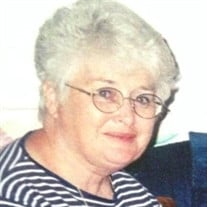 "Elizabeth A. ""Betty"" Popp"