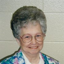 Mary Ruth Miller Thornton