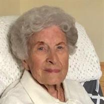 Mrs. Edna Mae Dockery Chase