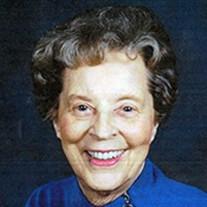 Betty Jane Cavanor