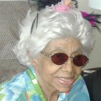 Doris M Sanderson
