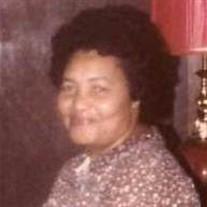 Mrs. Jimmie Lee Judie