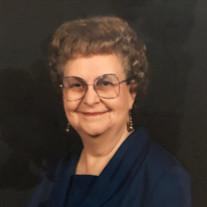 Roberta June Henline Goode McDowell