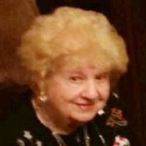 Mrs. Leona Baudoin Stafford