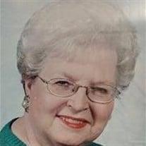 Carol Frances McCollough