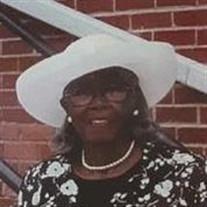 Mrs. Dora Mae (Clay) Holmes