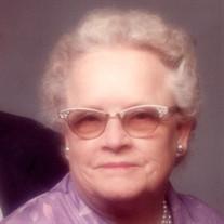 Mrs. Ardelia Starling Gossett