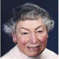 Jeannette Marie Piazza Shufonn