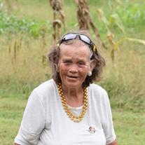 Ms. Ida Mae Jett