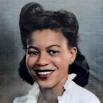 Maxine Elizabeth Richardson
