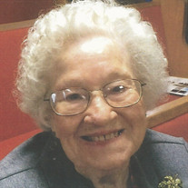 Edna Mae Tinsley Copeland
