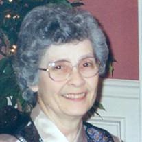 Mary Amelia McClellan