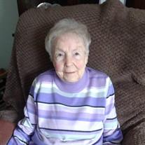 Ms. Margaret Rosetta Bannerman (nee Mayne)