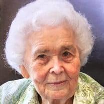 Mrs. Opal Hamby Cook