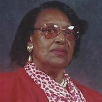 Geraldine B McCray