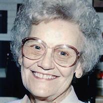 Geraldine Burton Atkins