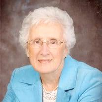 Mrs. Margaret Elaine Clarke