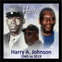 Harry A. Johnson
