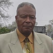 Rev. James Gregory Brown Sr.