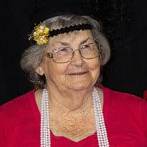 Violet Edith Saunders